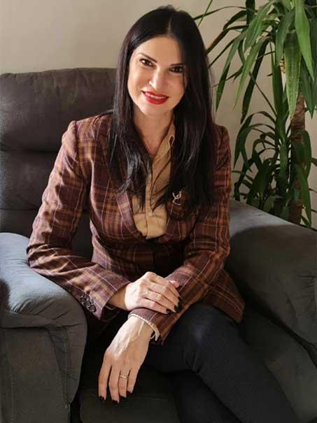 Psiholog Madalina Stoica